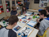 Likovno ustvarjanje učencev